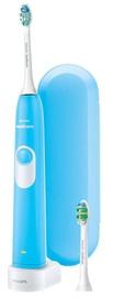 Электрическая зубная щетка Philips Sonicare Let's start HX6212/87 Blue