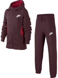 Nike Tracksuit B NSW BF Core JR 939626 652 Red L