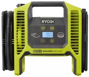 Ryobi R18MI-0 Air Compressor Green/Grey