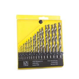 Metallpuuride komplekt, 1-10 mm, 19 tk