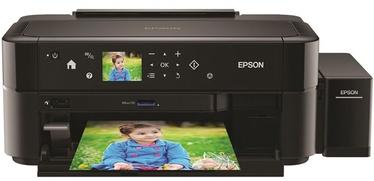 Струйный принтер Epson L810, цветной