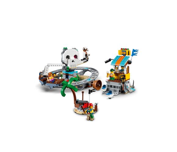 Konstruktor LEGO Creator Pirate Roller Coaster 31084