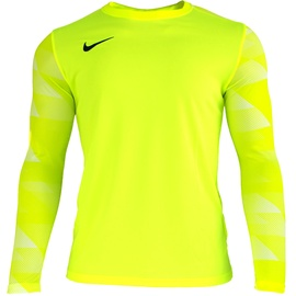Nike Dry Park IV Jersey Long Sleeve Junior CJ6072 702 Yellow S
