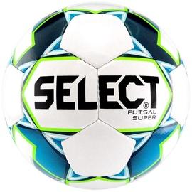 Select Futsal Super FIFA Ball 14296 White/Blue Size 4