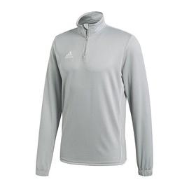 Adidas Core 18 Training Top Sweatshirt Gray M
