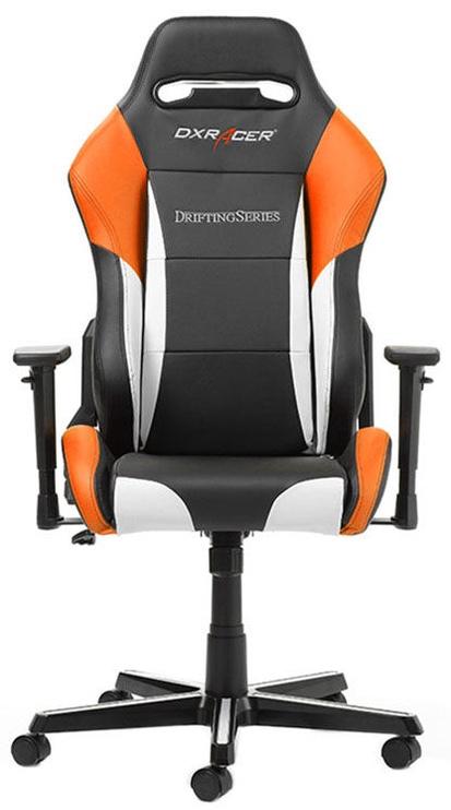 DXRacer Drifting Gaming Chair Black/Orange/White