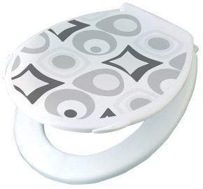 Karo-Plast Toilet Seat UNI Contemporaine