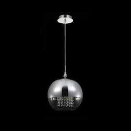 Maytoni Fermi P140-PL-170-1-N Ceiling Lamp Chrome 60W E27