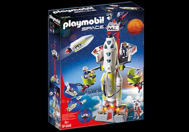 Конструктор Playmobil Space 9488