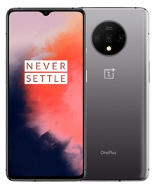 OnePlus 7T 128GB Dual Frosted Silver