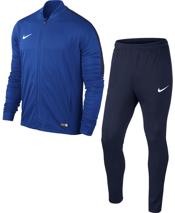Nike Academy 16 Knit Junior Tracksuit Blue XS