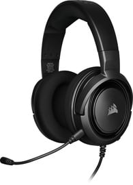 Corsair HS35 Over-Ear Gaming Headset Black