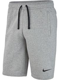 Nike Men's Shorts M FLC Team Club 19 AQ3136 063 Gray XL