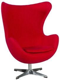 Tugitool Home4you Grand Star Red, 87x78x104 cm