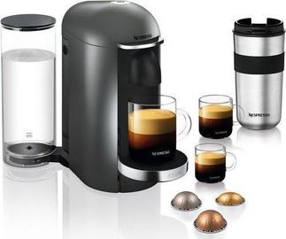 Kohvimasin Krups Nespresso Vertuo Plus XN902T Titan