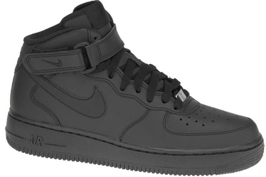Nike Sneakers Air Force 1 MID Gs 314195-004 Black 36