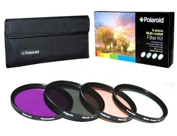 Polaroid 5in1 Filter Set 62mm