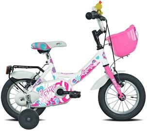 """Laste jalgratas Esperia Mascotte 9900, valge, 12"""""""