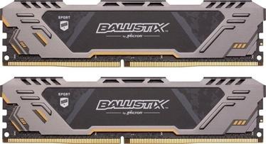 Crucial Ballistix Sport AT Gray 16GB 3000MHz DDR4 CL17 KIT OF 2 BLS2K8G4D30CESTK