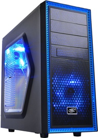 Deepcool Tesseract Middle-Tower ATX w/Side Window Black DP-CCATX-TSRBKBL