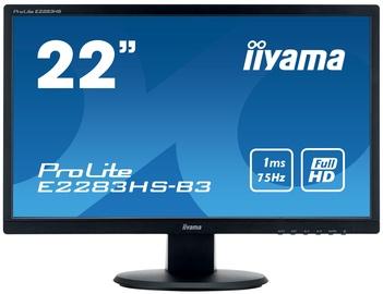 Iiyama E2283HS-B3