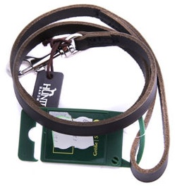 Hunter Leather Lead 13/110 Brown