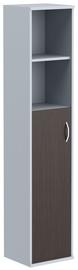 Skyland Imago Office Cabinet SU-1.6 Left Wenge Magic/Metallic