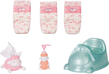 Zapf Creation Baby Annabell Pooty Set