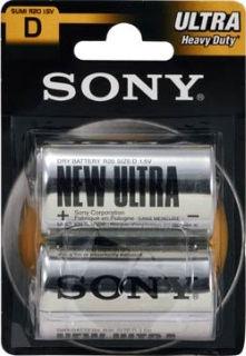 Sony Ultra Batteries D 2x