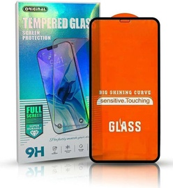 Timy Original Full Face Screen Protector For Samsung Galaxy A12 Black
