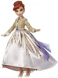 Hasbro Disney Frozen II Arendelle Anna Deluxe Fashion Doll E6845