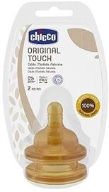 Chicco Original TouchBottle Teats 0m 2pcs