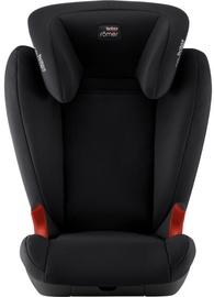 Автомобильное сиденье Britax Romer Seat Kid II Black Series Cosmos Black, 15 - 36 кг