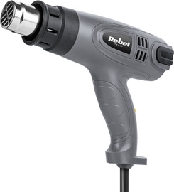 Rebel Hot Air Gun 2000W Grey