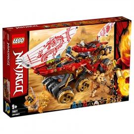 Konstruktor LEGO®Ninjago 70677 Maalaev