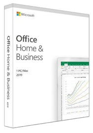 Microsoft Office Home and Business 2019 ESD Multilingual