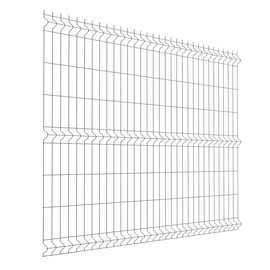 SN Panel Fence 2.5x1.53m Silver