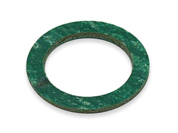 "Vinitoma Hose Gaskets 3/4"" Paronite 10pcs Green"