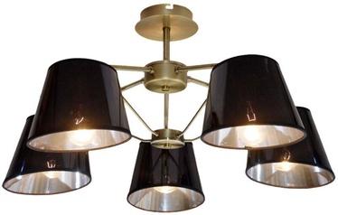 Candellux Cortez Ceiling Lamp 5x40W E14 Patina