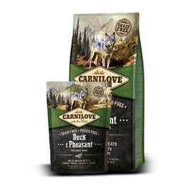 Kuivtoit koertele Carnilove Duck & Pheasant for Adult, 12 kg