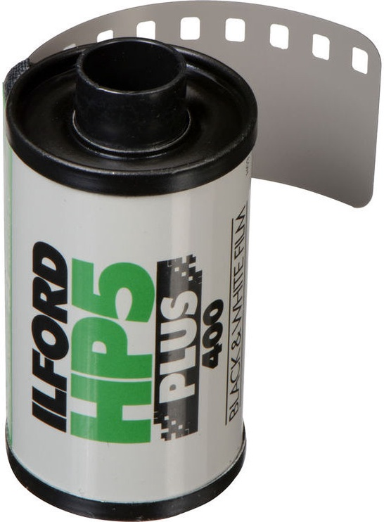 Ilford HP5 Plus 135 36 Black And White Negative Film