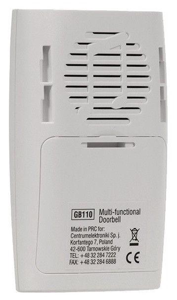 GreenBlue GB110 Wireless Doorbell
