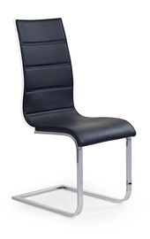 Стул для столовой Halmar K104 Black/White