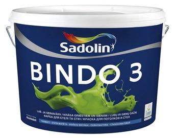 Laevärv Bindo 3 BW valge 10l
