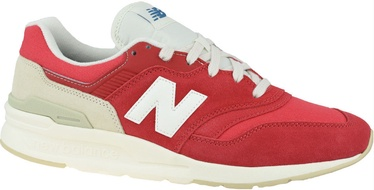 New Balance Mens Shoes CM997HBS Red 42