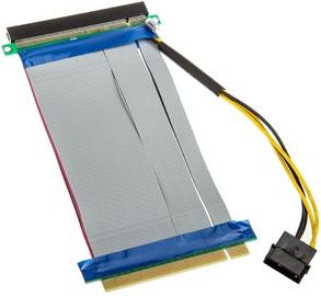 Kolink PCI Express 16x Auf 16x Riser Kabel inkl. Molex Stromkabel 19cm