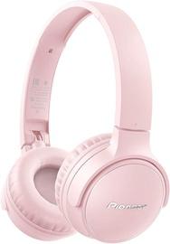 Pioneer SE-S3BT Wireless Over-Ear Earphones Pink