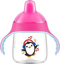 Philips Avent Premium Spout Cup 260ml Pink SCF 753/07