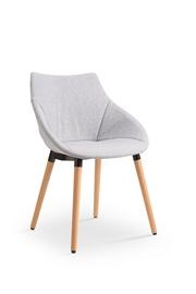 Söögitoa tool Halmar K - 226 Light Grey