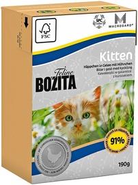 Bozita Kitten Wet Food 190g